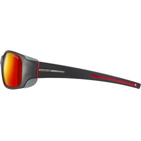 Julbo W's Monterosa Spectron 3CF Sunglasses Matt Black/Red-Red